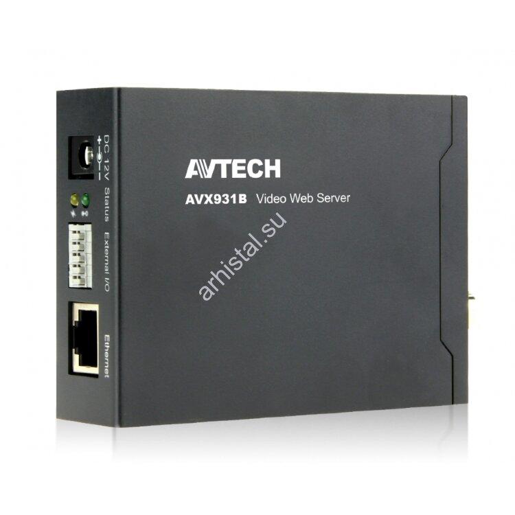 IP-видеосерверы AVTech  AVX931VB