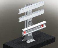 Мостовое ограждение. 11МО–1,5–4,0–400/1,0