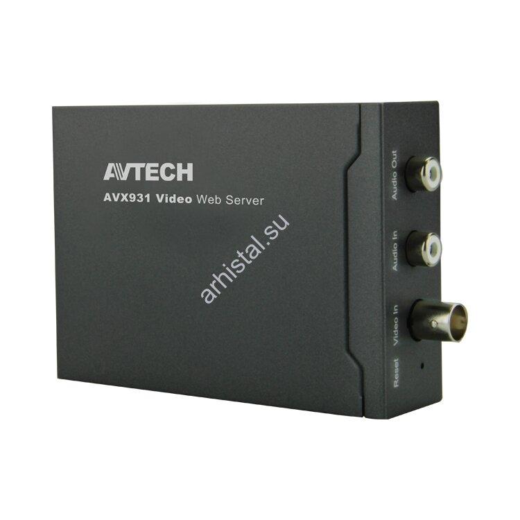 IP-видеосерверы AVTech AVX931
