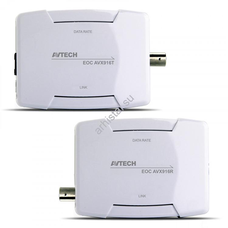 Конвертер AVTech  AVX916R/T