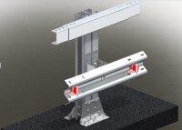Мостовое ограждение. 11МО–1,3–3,0–450/1,0