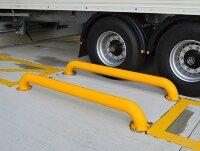Направляющие для колес грузового автотранспорта