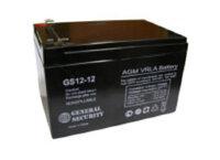 АКБ GS 12-12