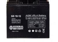 АКБ GS 18-12