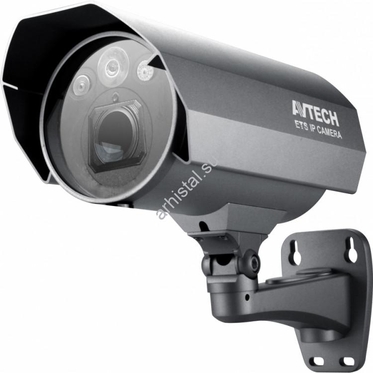 """Уличные IP-видеокамеры AVTech """"день-ночь"""" с ИК-подсветкой  AVM561H"""