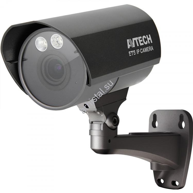"""Уличные IP-видеокамеры AVTech """"день-ночь"""" с ИК-подсветкой  AVM458BH"""