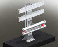 Мостовое ограждение. 11МО–1,5–2,0–600/0,9