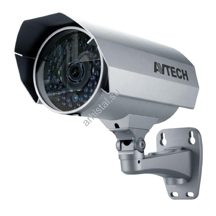 """Уличные IP-видеокамеры AVTech """"день-ночь"""" с ИК-подсветкой  AVN363V"""
