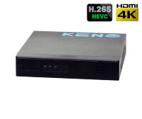 IP видеорегистратор KN-HAVEC8/1-4P