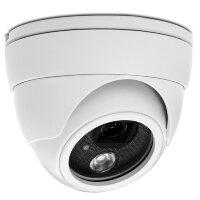 Купольные IP-видеокамеры AVTech цветные