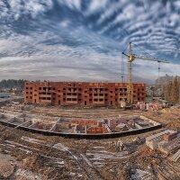 Строительные площадки