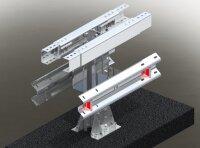 Мостовое ограждение. 11МД–1,1–3,0–450/1,0