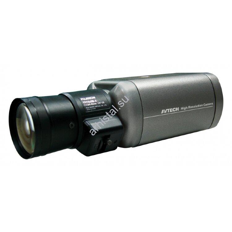 Видеокамеры CCTV AVTech в корпусе без объектива MC100