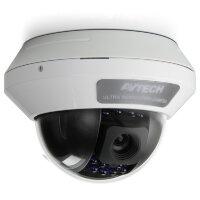 """Видеокамеры CCTV AVTech купольные цветные """"день-ночь"""" с ИК-подсветкой MC250"""